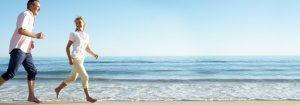Chiropractic Mansfield OH Beach Running